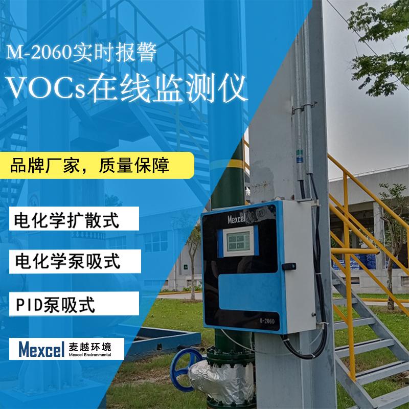 固定源废气VOCs在线监测采样技术