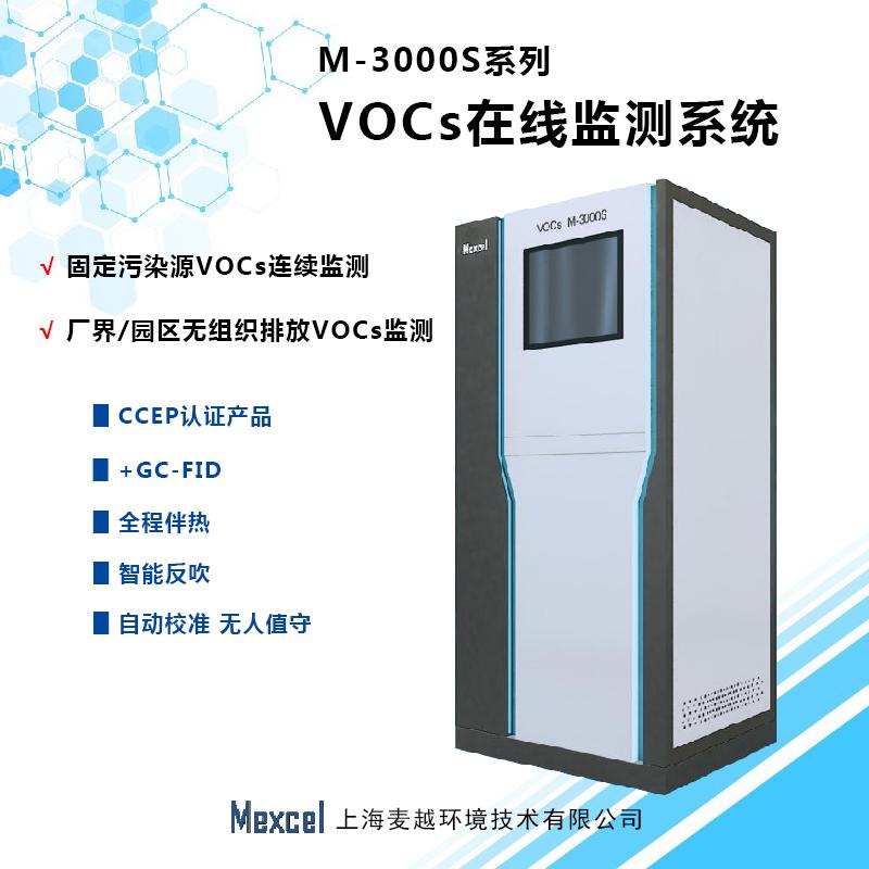 工厂voc在线监测仪的使用和应用