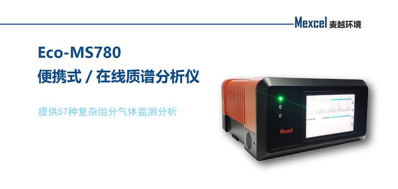 Eco-MS780便携式在线质谱分析仪2.